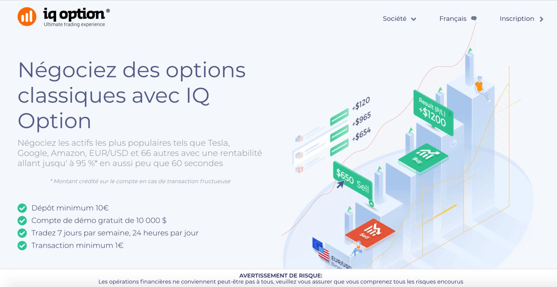 Option binaire Nîmes