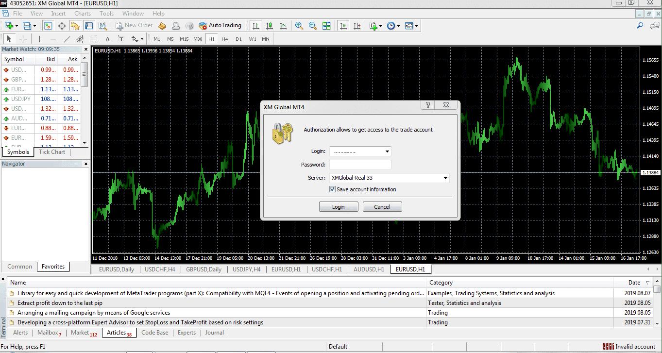 forex brokeriai naudoja mt4