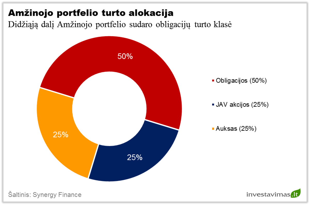 Asmeninis investicinis portfelis ir jo valdymas