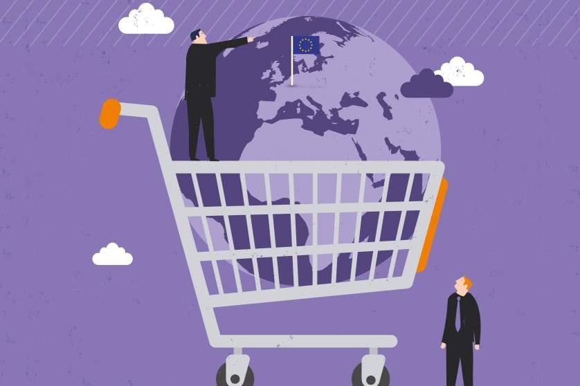 strategines prekybos politikos galimybes