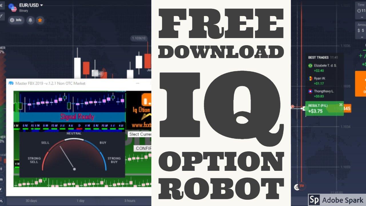iq option trading bot opcionų prekybininkas singapūras