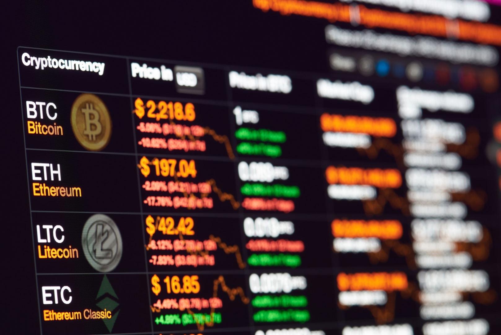kokios yra geros kripto valiutos kad bt galima prekiauti spynmis