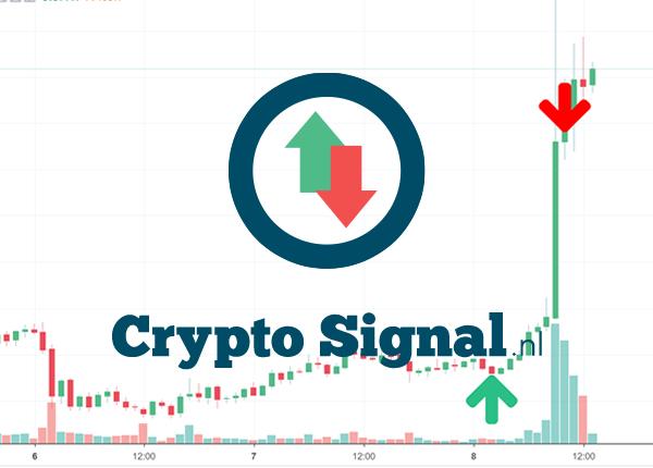 cryptocurrency signalų teikėjas