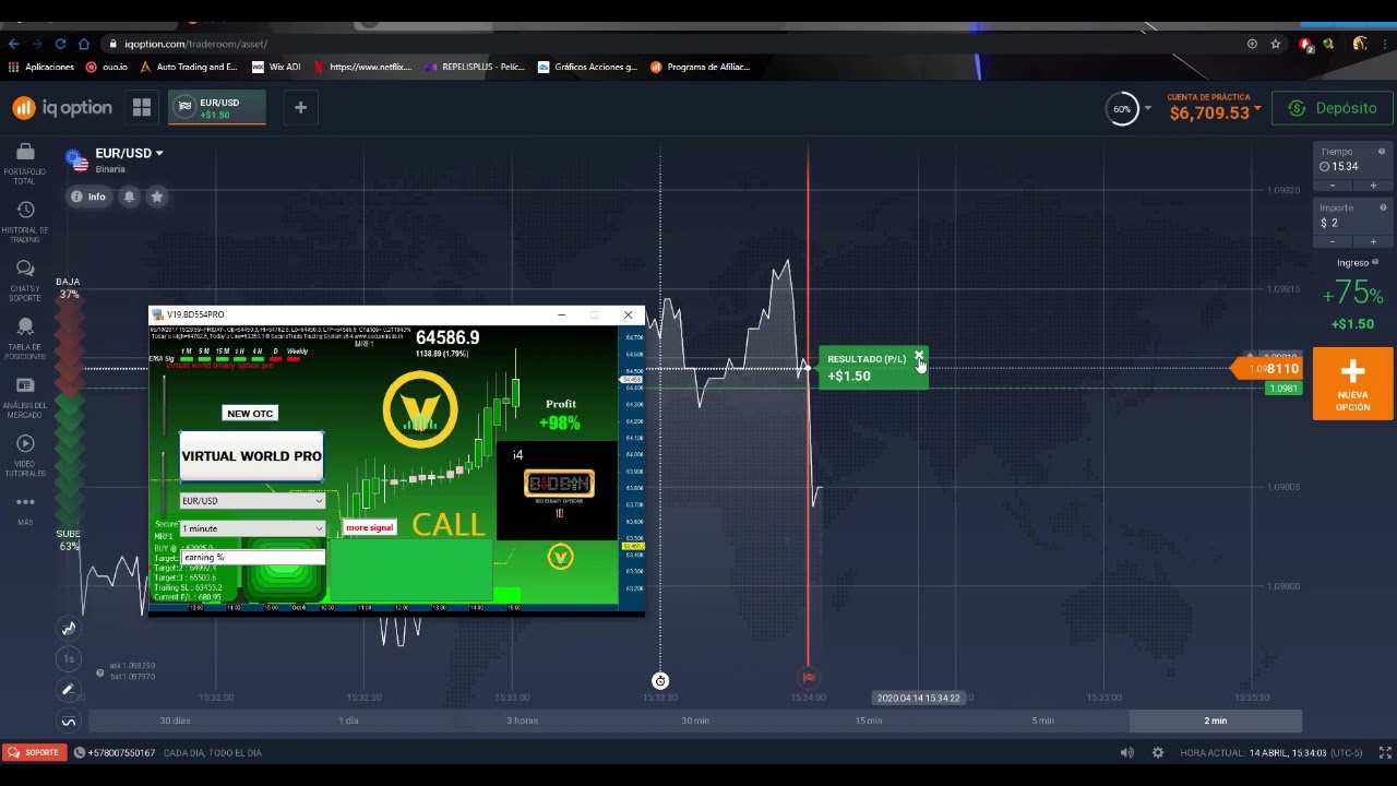 iq option trading bot sistema dvejetainė thinkorswim parinkčių