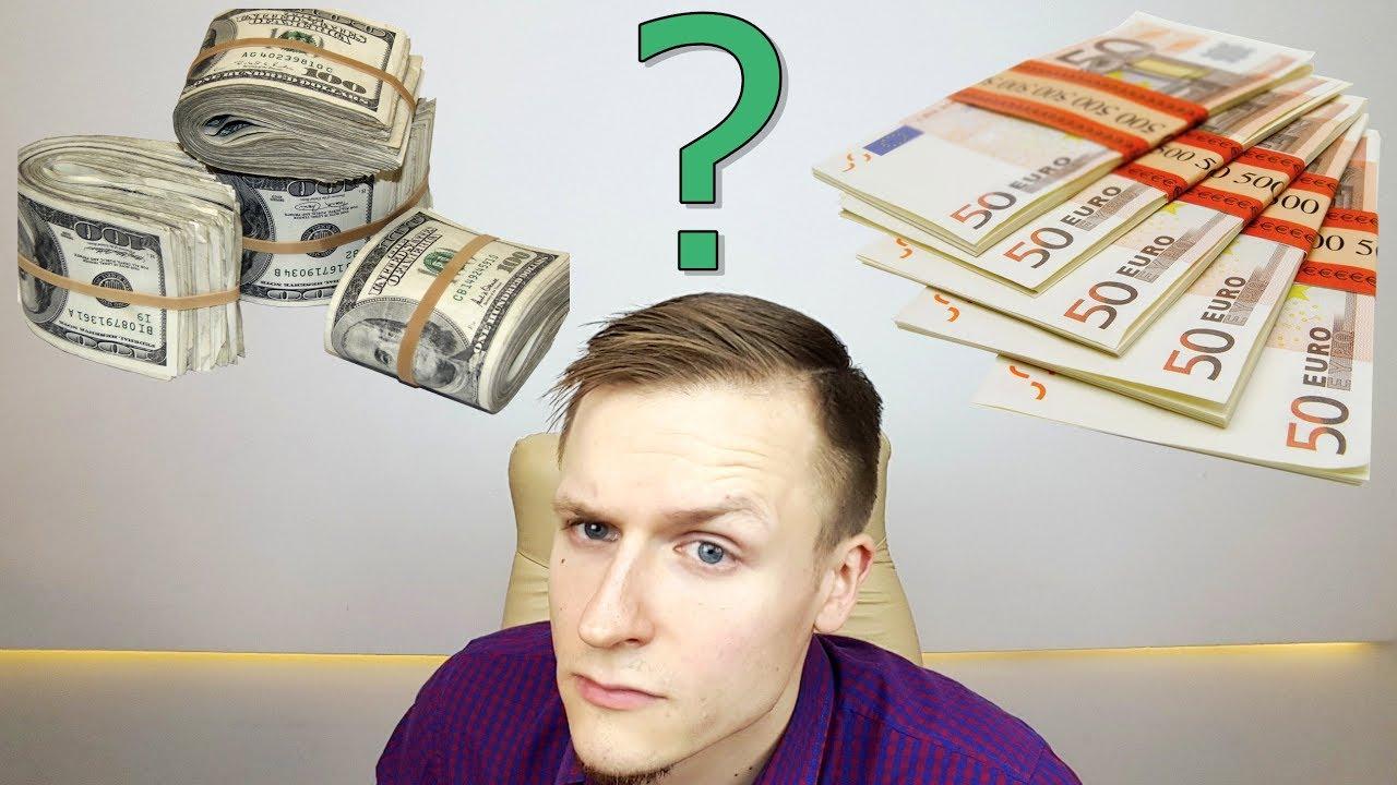 doleri investuoti kriptovaliut ezm prekybos sistema