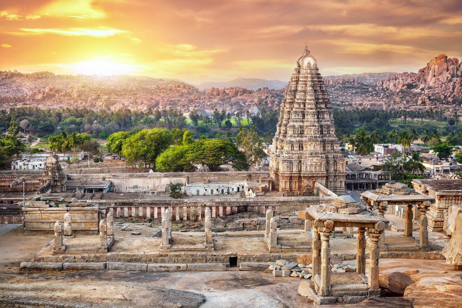 senovės indijos prekybos sistema