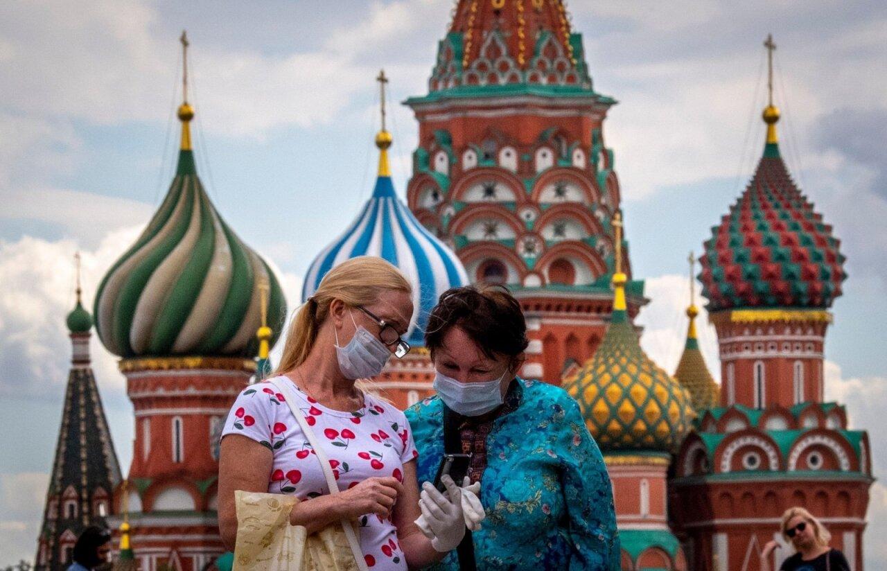 Maskvos ir Varšuvos biržose - dramatiškas nuosmūkis