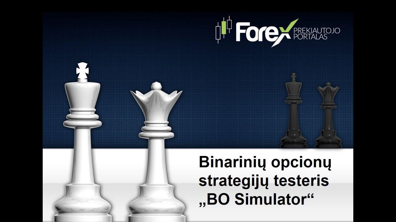 Plokščia binarinių opcionų strategija