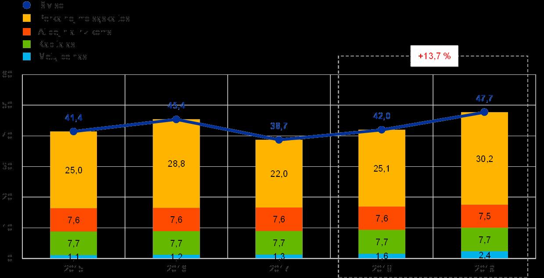 skatinamųjų akcijų pasirinkimo kapitalo prieaugis
