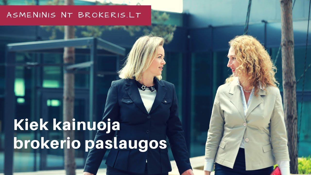 interaktyvių brokerių galimybės riboja užsakymą kriptovaliuta investicijoms