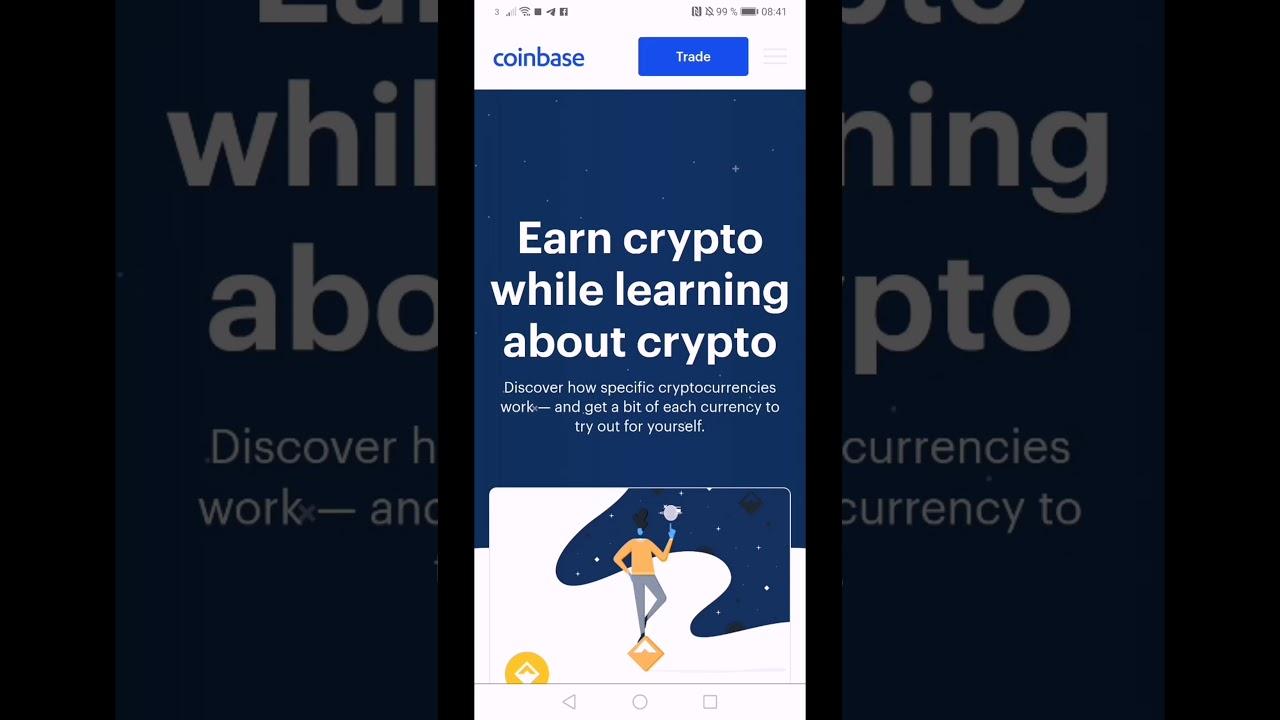 Coinbase piniginės registracija. Coinbase jau leidžia registruotis Lietuvos gyventojams