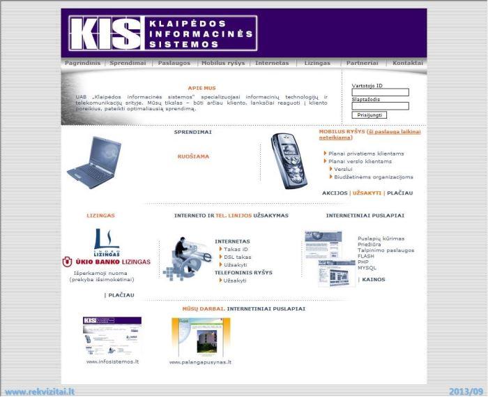 prekybos valdymo informacinė sistema