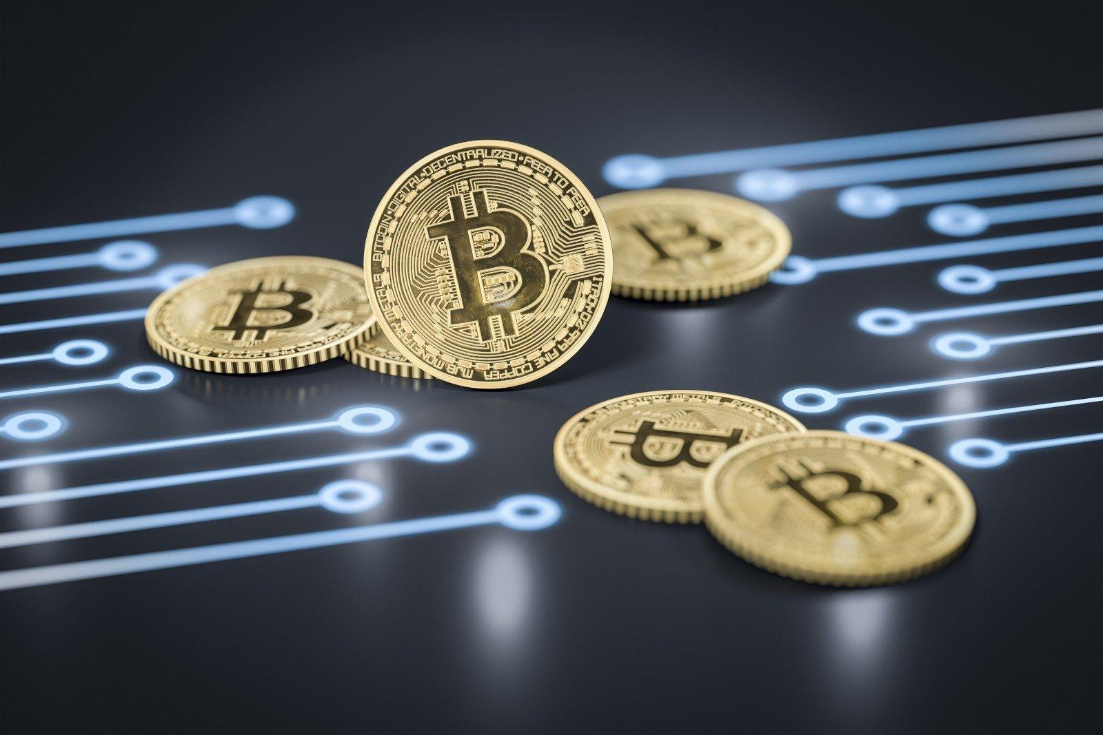 Valiutos kurso kriptovaliuta, Bitcoin valiuta, kursas