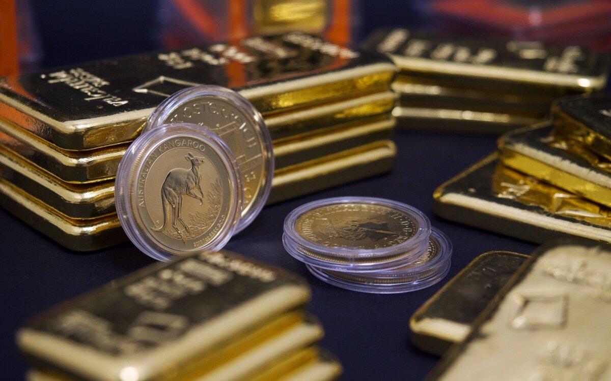 prekybos auksu