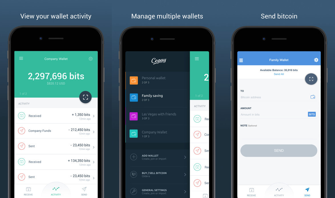 best crypto wallets mobile