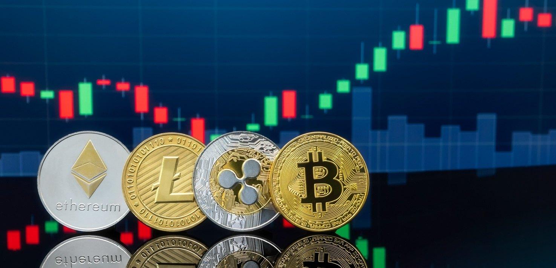 Kriptovaliutos Bitcoin apyvarta