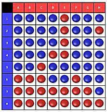 Specifikacijos Spot Games Reversi Academy Vaikai ir suaugusieji Strategija Stalo žaidimai ()