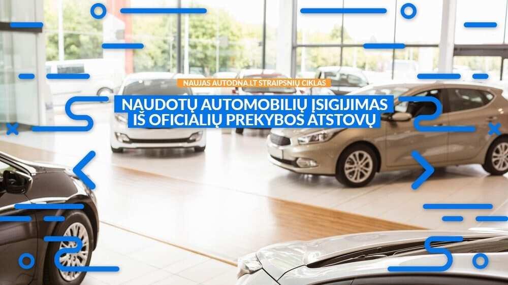 Automobilių kryptis, UAB - Auto prekybos sistema