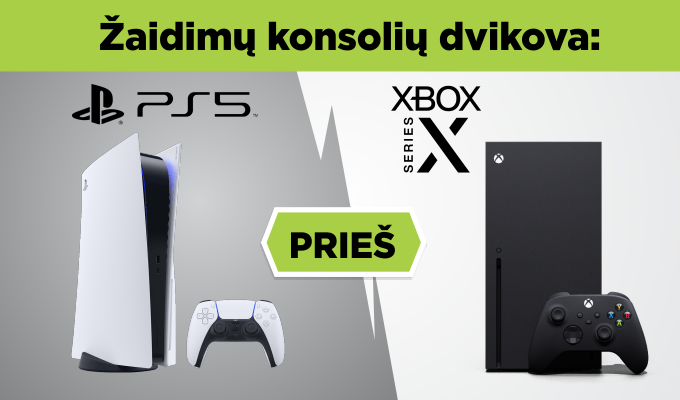 prekyba žaidimų sistemomis geriausiu atveju pirkti